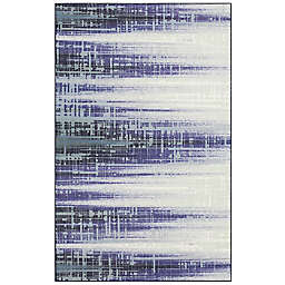 Mohawk Home® Prismatic Kaven 5' x 8' Area Rug in Navy/Grey