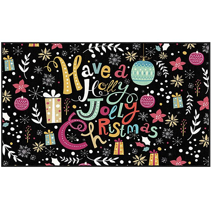 Alternate image 1 for Mohawk Home® Prismatic Jolly Christmas Multicolor Rug