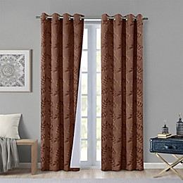 Commonwealth Home Fashions Pine Grommet Window Curtain Panel