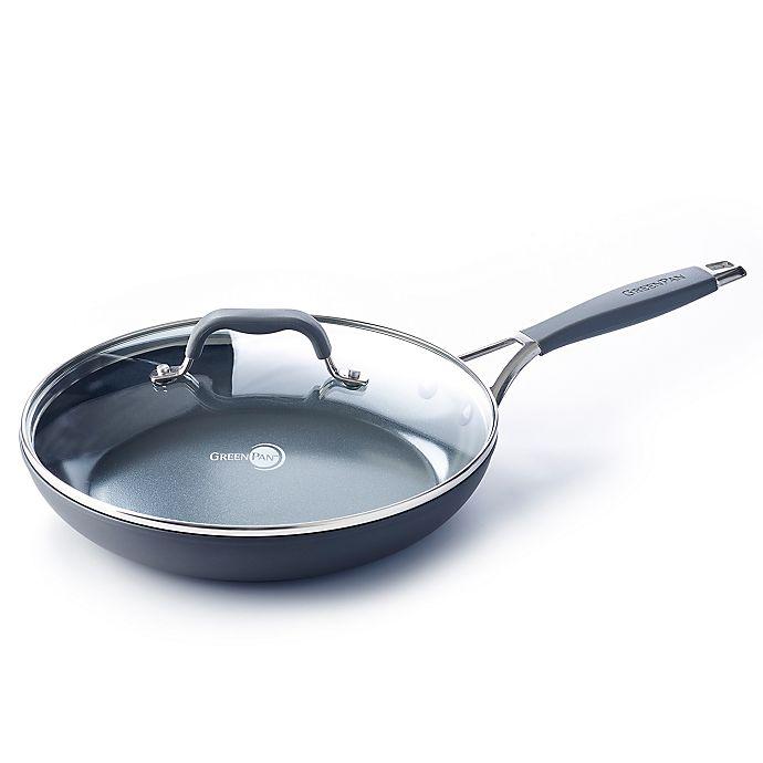 Alternate image 1 for GreenPan™ York Ceramic Nonstick Hard-Anodized Aluminum Fry Pan