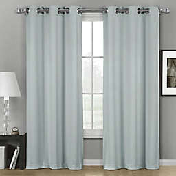 Empire 2-Pack Grommet Window Curtain Panels