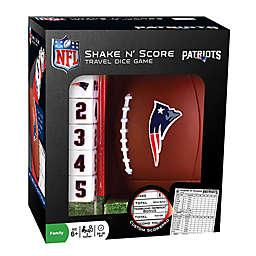 New England Patriots Shake N' Score Dice Game