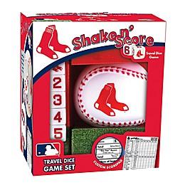 MLB Boston Red SoxShake N' Score Dice Game
