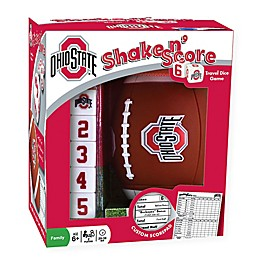 Ohio State University Football Shake N' Score Dice Game