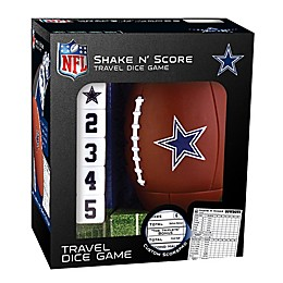 Dallas Cowboys Shake N' Score Dice Game