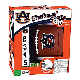 Auburn University Shake N' Score Dice Game