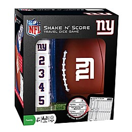 New York Giants Shake N' Score Dice Game