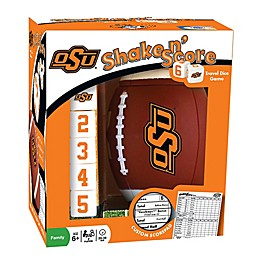 Oklahoma State University Shake N' Score Dice Game