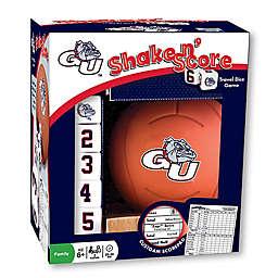 Gonzaga University Basketball Shake N' Score Dice Game
