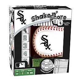 MLB Chicago White Sox Shake N' Score Dice Game