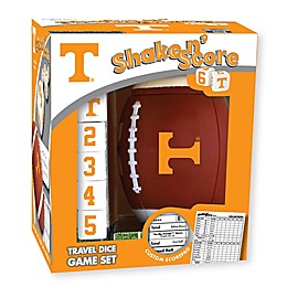 University of Tennessee Football Shake N' Score Dice Game