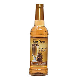 Jordan's Skinny Syrups® 750 mL English Toffee Syrup