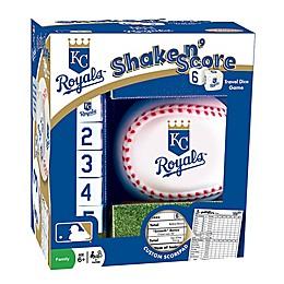 MLB Kansas City Royals Shake N' Score Dice Game