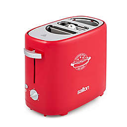 Salton Hot Dog Toaster in Red