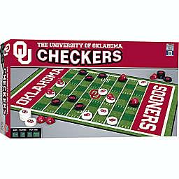 University of Oklahoma Checkers Game