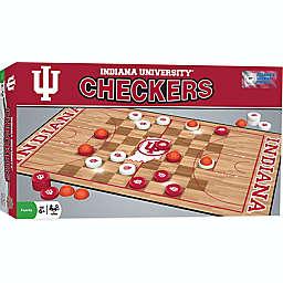 Indiana University Checkers Game