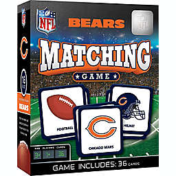 NFL Chicago Bears Matching Game