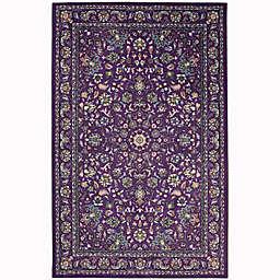 Mohawk Home® Prismatic Shenandoah 5' x 8' Area Rug in Purple
