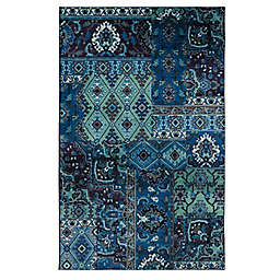 Mohawk Home® Prismatic Odell 8' x 10' Area Rug in Navy Multi