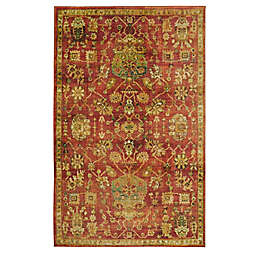 Mohawk Home® Prismatic Stamford Traditional 8' x 10' Area Rug in Red