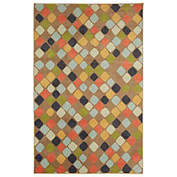 Mohawk® Home Prismatic Teen Blocks Multicolor Accent Rug