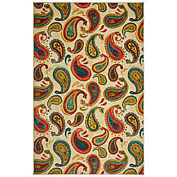 Mohawk® Home Prismatic Spiced Paisley Multicolor Rug