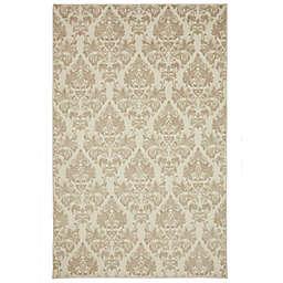 Mohawk Home® Prismatic Paris Damask 5' x 8' Area Rug in Linen