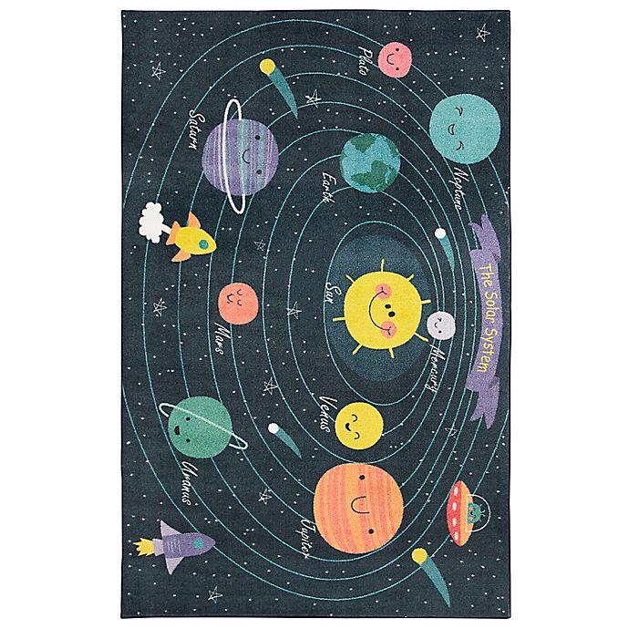 Alternate image 1 for Mohawk Home® Prismatic Planet System Multicolor Rug