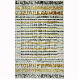 Mohawk Home® 8' x 10' Prismatic Tana Area Rug in Gold