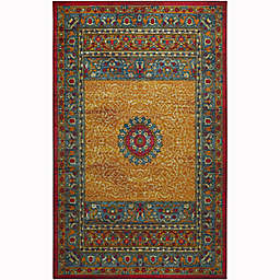 Mohawk Home® 5' x 8' Prismatic Tinley Area Rug in Gold