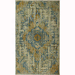 Mohawk Home® 8' x 10' Prismatic Miran Area Rug in Gold