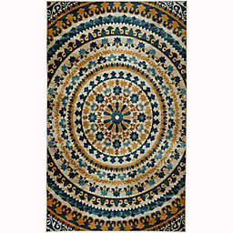 Mohawk Home® 8' x 10' Prismatic Penelope Area Rug in Gold