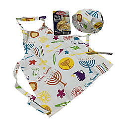 Teach Little Ones Hanukkah Cooking Set