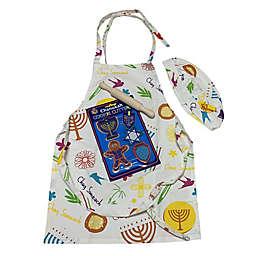 Hanukkah Chag Sameach 8-Piece Baking and Play Set