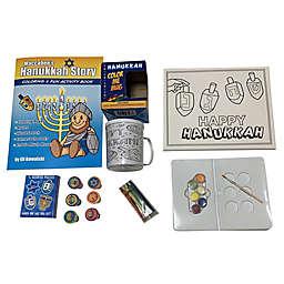 Hanukkah-Themed Activities Set
