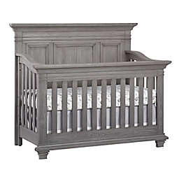 Oxford Baby Westport 4-in-1 Convertible Crib in Dusk Grey