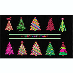 Mohawk® Home Prismatic Merry Trees Multicolor Accent Rug