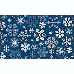 Mohawk® Home Prismatic Snowflakes Accent Rug