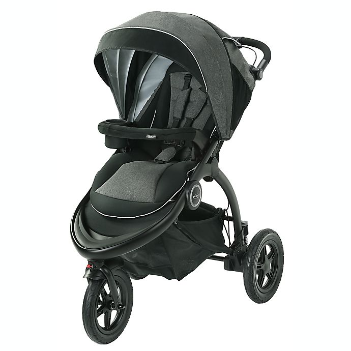 Alternate image 1 for Graco® TrailRider™ Jogger Stroller in Drift