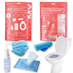 MYTAGALONGS® Road Trip Clean Essentials Kit