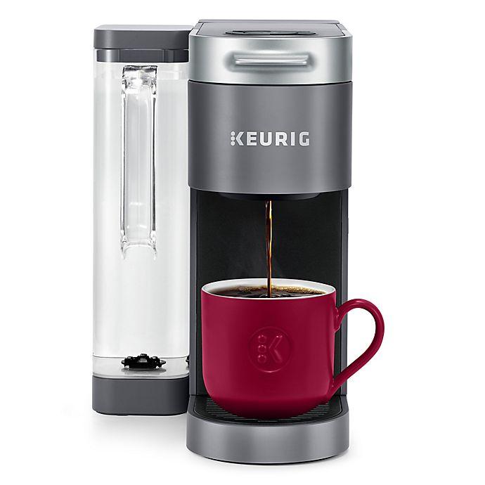 Alternate image 1 for Keurig® K-Supreme™ Single Serve Coffee Maker MultiStream Technology™ in Grey