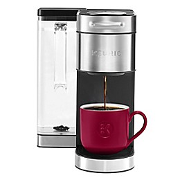 Keurig® K-Supreme Plus™ Single Serve Coffee Maker MultiStream Technology™ in Stainless Steel