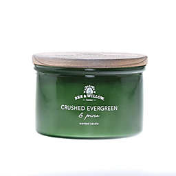 Bee & Willow™ Home Crushed Evergreen Pine 12 oz. Jar Candle