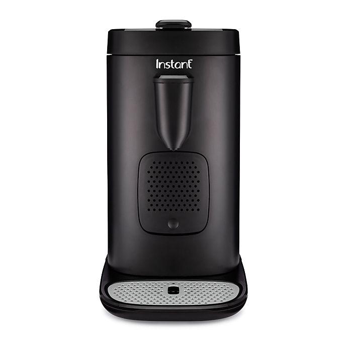 Alternate image 1 for Instant Pot® 2-in-1 Single Brew Coffee & Espresso Maker in Black
