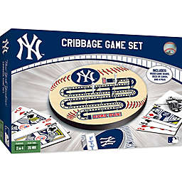 MLB New York Yankees Cribbage Game Set
