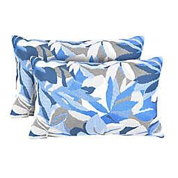Astella Rectangular Indoor/Outdoor Throw Pillows (Set of 2)