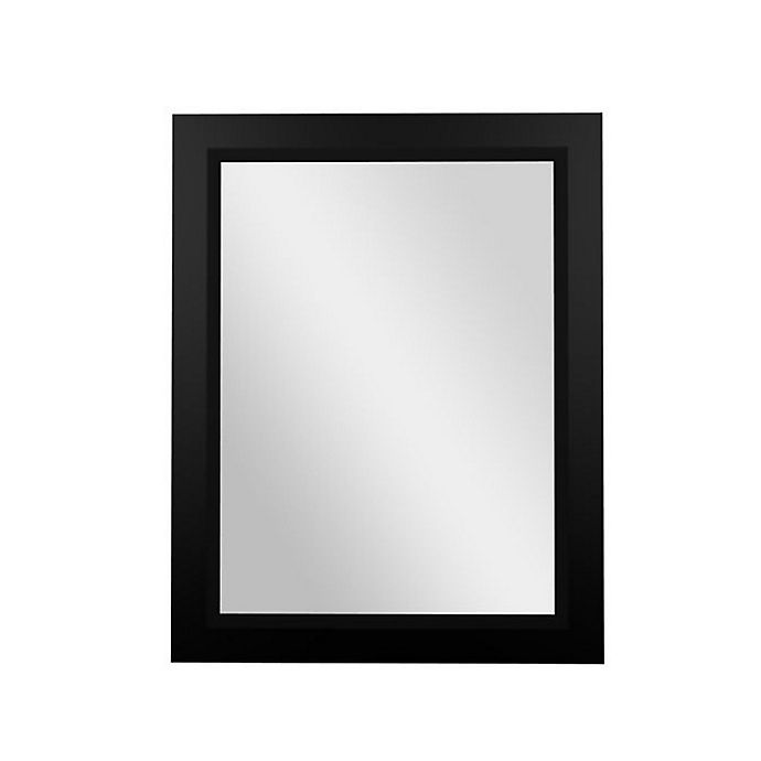 Alternate image 1 for PTM Images Vivid 28-Inch x 22-Inch Rectangular Wall Mirror