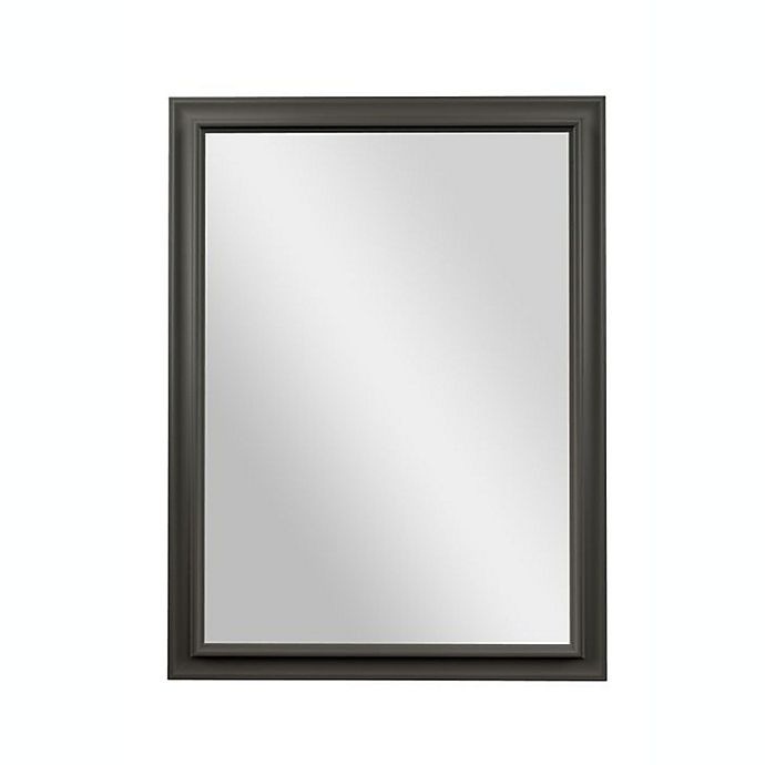 Alternate image 1 for PTM Images Orion 40-Inch x 30-Inch Wall Mirror in Pewter