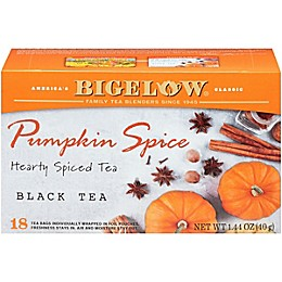 Bigelow® Pumpkin Spice Tea Bags 18-Count