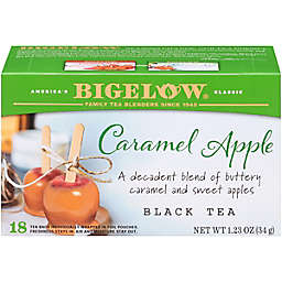 Bigelow® Caramel Apple Tea Bag 18-Count